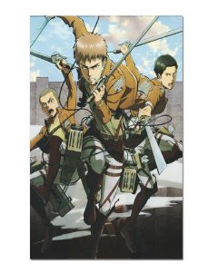 Ímã Decorativo Attack on Titan - Shingeki no Kyojin - IANSK012