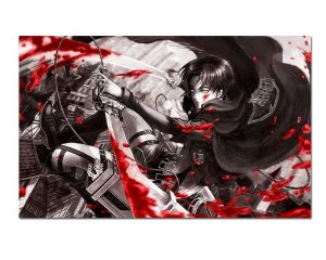 Ímã Decorativo Levi Attack on Titan - Shingeki no Kyojin - IANSK020
