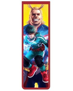 Marcador De Página Magnético My Hero Academia - MANMY01