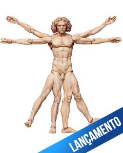 Vitruvian Man - The Table Museum Figma