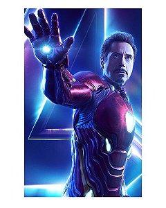 Ímã Decorativo Iron Man - Avengers Infinity War - IMAVI12