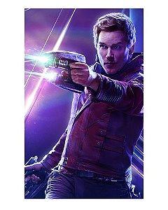 Ímã Decorativo Star-Lord - Avengers Infinity War - IMAVI14