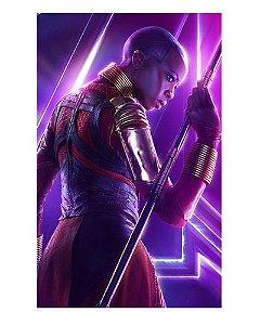 Ímã Decorativo Okoye - Avengers Infinity War - IMAVI22