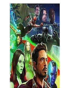 Ímã Decorativo Avengers Infinity War - IMAVI28