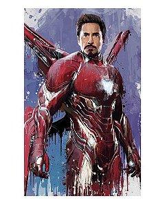 Ímã Decorativo Iron Man - Vingadores Guerra Infinita - IMAVI36