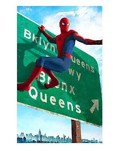 Ímã Decorativo Spider-Man - Homecoming - IMSMH04