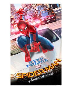 Ímã Decorativo Spider-Man - Homecoming - IMSMH13