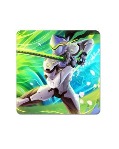 Ímã Decorativo Genji - Overwatch - IMOV06