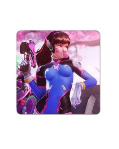 Ímã Decorativo D.VA - Overwatch - IMOV07