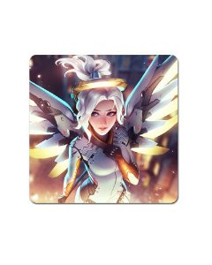 Ímã Decorativo Mercy - Overwatch - IMOV08