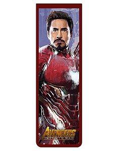 Marcador De Página Magnético Iron Man - Avengers - MAVI04