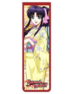 Marcador De Página Magnético Kaoru - Samurai X - MRK05