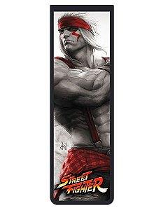Marcador De Página Magnético Alex - Street Fighter - MSF06