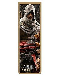 Marcador De Página Magnético Bayek - Assassin's Creed - AC08