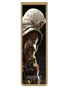 Marcador De Página Magnético Bayek - Assassin's Creed - AC10