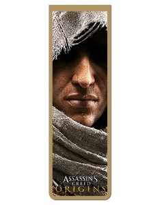 Marcador De Página Magnético Bayek - Assassin's Creed - AC14