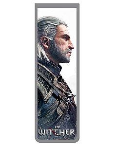 Marcador De Página Magnético Geralt - The Witcher - MTW01