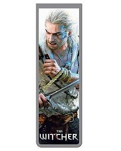 Marcador De Página Magnético Geralt - The Witcher - MTW03