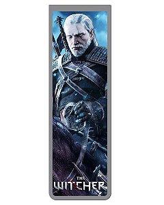 Marcador De Página Magnético Geralt - The Witcher - MTW08