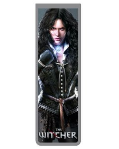Marcador De Página Magnético Yennefer - The Witcher - MTW09