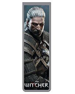 Marcador De Página Magnético Geralt - The Witcher - MTW11