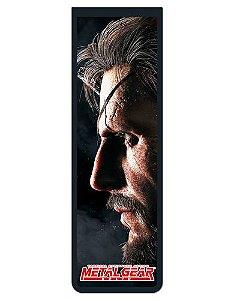 Marcador De Página Magnético Big Boss - Metal Gear - MMG03