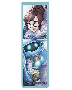 Marcador De Página Magnético Mei Ling Zhou - Overwatch - MOW10