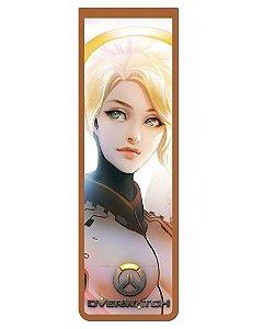 Marcador De Página Magnético Mercy - Overwatch - MOW23