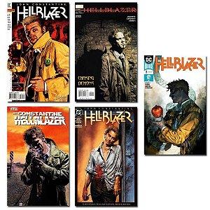 Ímãs Decorativos Capas de Quadrinhos - Hellblazer - Pack 10 unid