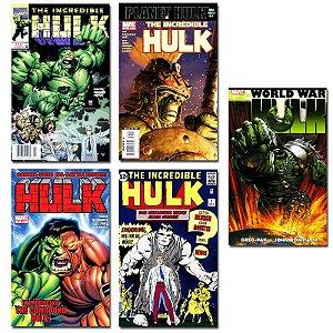 Ímãs Decorativos Capas de Quadrinhos - Hulk - Pack 10 unid