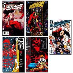 Ímãs Decorativos Capas de Quadrinhos - Demolidor - Pack 10 unid