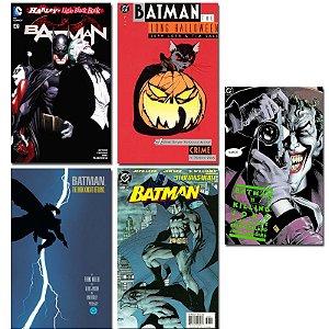 Ímãs Decorativos Capas de Quadrinhos - Batman - Pack 10 unid