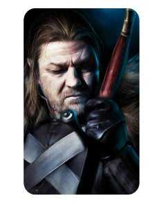 Ímã Decorativo Ned Stark - Game of Thrones - IGOT13