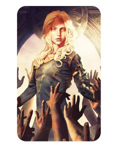 Ímã Decorativo Daenerys - Game of Thrones - IGOT16