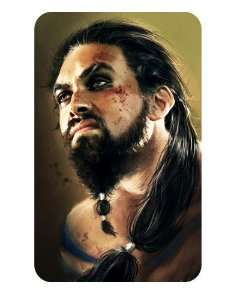 Ímã Decorativo Khal Drogo - Game of Thrones - IGOT24