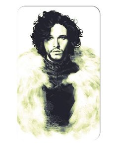 Ímã Decorativo Jon Snow - Game of Thrones - IGOT26
