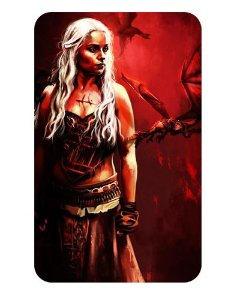 Ímã Decorativo Daenerys - Game of Thrones - IGOT31