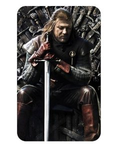 Ímã Decorativo Ned Stark - Game of Thrones - IGOT36