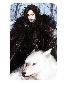 Ímã Decorativo Jon Snow - Game of Thrones - IGOT45