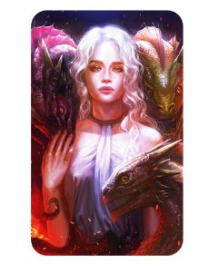 Ímã Decorativo Daenerys - Game of Thrones - IGOT47