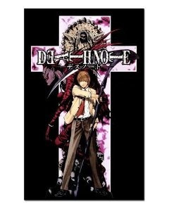 Ímã Decorativo Light Yagami - Death Note - IDN02