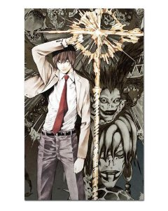Ímã Decorativo Light Yagami - Death Note - IDN06