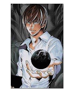 Ímã Decorativo Light Yagami - Death Note - IDN07