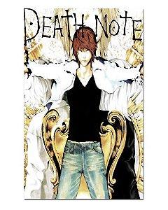 Ímã Decorativo Light Yagami - Death Note - IDN11
