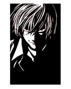 Ímã Decorativo Light Yagami - Death Note - IDN12