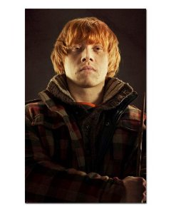 Ímã Decorativo Ron Weasley - Harry Potter - IHP04