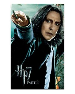 Ímã Decorativo Severus Snape - Harry Potter - IHP06