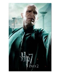 Ímã Decorativo Voldemort - Harry Potter - IHP08