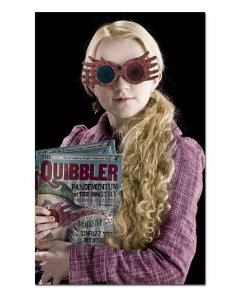 Ímã Decorativo Luna Lovegood - Harry Potter - IHP22
