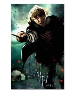 Ímã Decorativo Ron Weasley - Harry Potter - IHP29